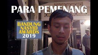 Para Pemenang Bandung Nasyid Awards 2019
