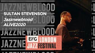 Sultan Stevenson #JazznewbloodALIVE2020