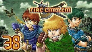 Let's Play Fire Emblem [German][#38] - Ankunft auf der Insel des Grauens!