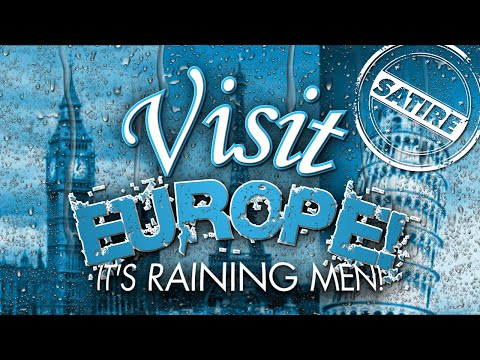 This hastily made European tourism video tries a new approach!