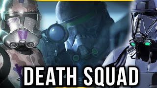 Evolution of the Emperor\x27s Personal Hit Squad (Covert Ops to Death Troopers)