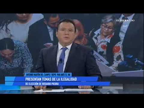 ENTREVISTA CON JESÚS MARTÍN HERALDO TV