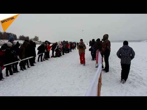 Baikal 2017 Sled Dog Race Kicks Off In Irkutsk