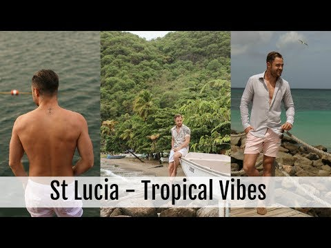 St Lucia | Tropical Vibes | Travel with Twenty First Century Gent