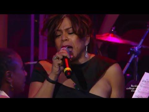 """Valerie Simpson, """"Don't Need No Doctor"""" - Berklee Commencement Concert"""