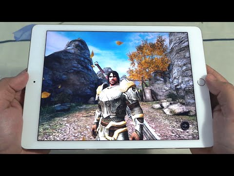 ipad air 2 gaming review 1 youtube. Black Bedroom Furniture Sets. Home Design Ideas