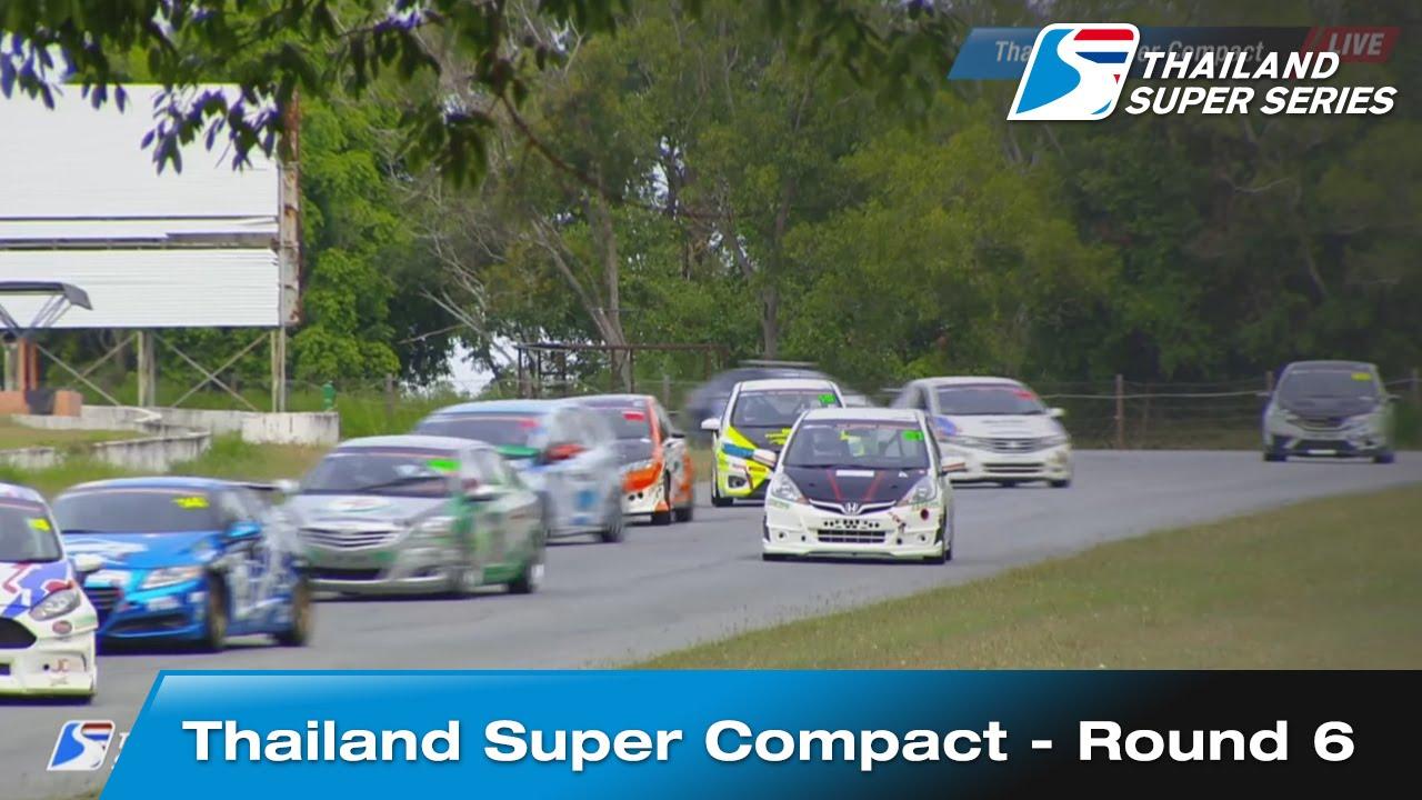 Thailand Super Compact Round 6 | Bira International Circuit