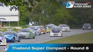 Thailand Super Compact Round 6 | Bira International Circuit
