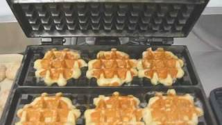 Petite Waffles - How To Cook Waffles