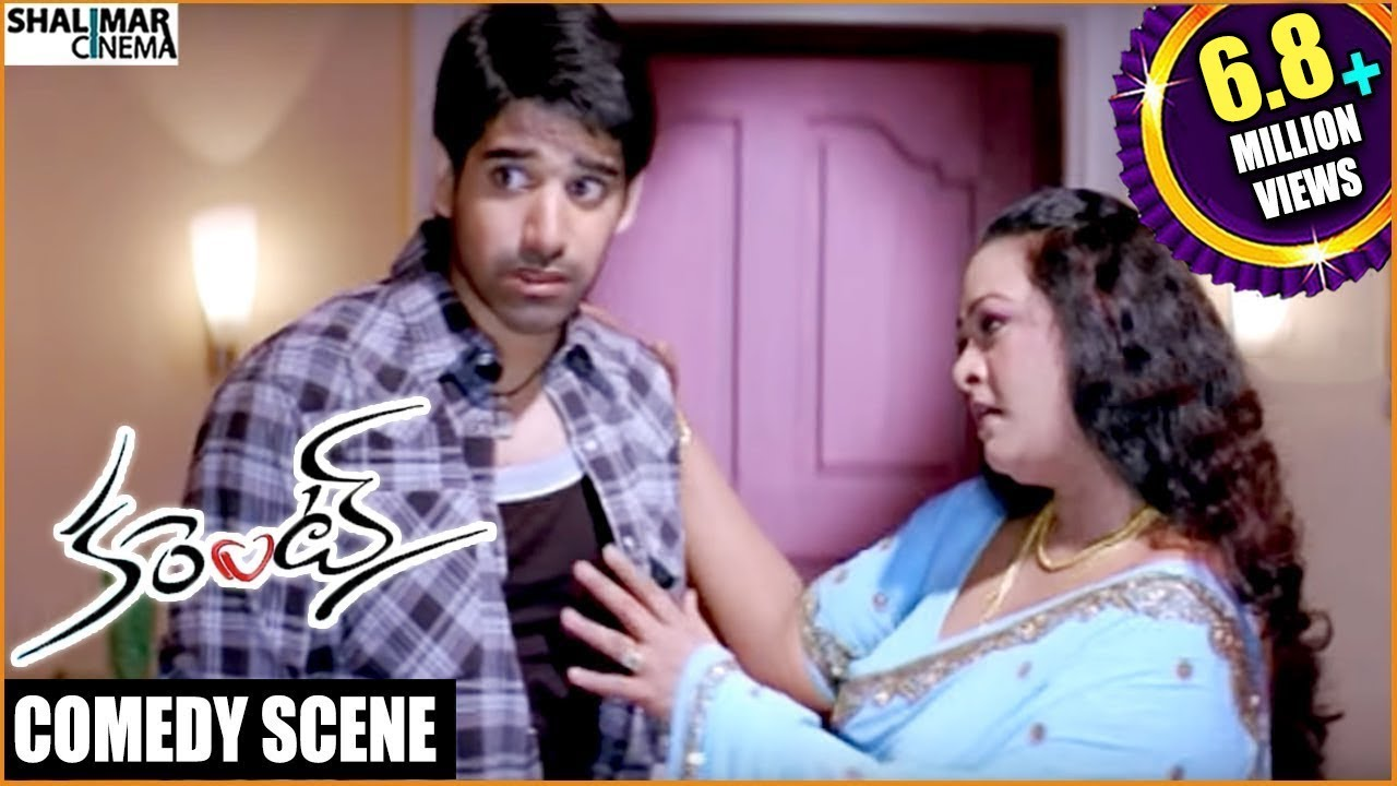 Current Movie Sushanth Shakeela Superb Comedy Scene Sushanth Sneha Ullal Shalimarcinema