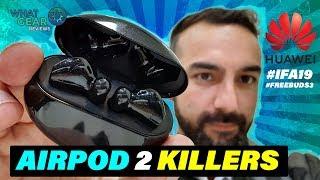 Huawei Freebuds 3 - The Ultimate Airpod Killer