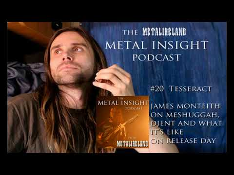 Metal Insight Podcast #20 - What's It Like On Release Day?