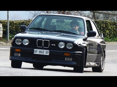 BMW M3 E30 - Davide Cironi Drive Experience (ENG.SUBS)