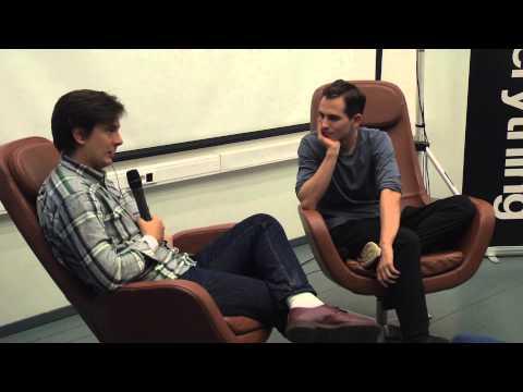 Public Talk: Charlie Robin Jones (Dazed & Confused) and Daniil Trabun (Afisha magazine)