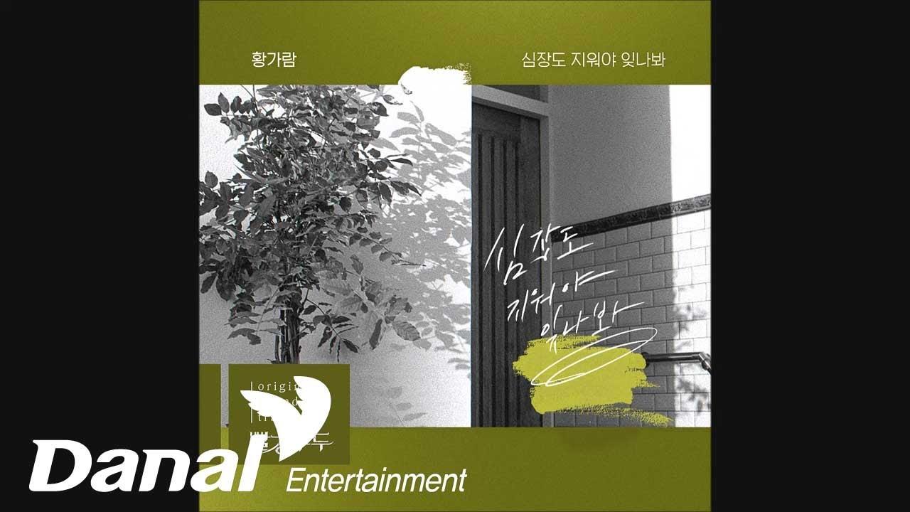 황가람 (Hwang Ga Ram) - 심장도 지워야 잊나봐 | 빨강 구두 OST Part.3