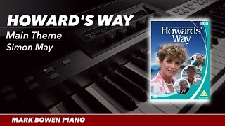 Howard's Way TV Theme (Piano Cover) - (Always There)