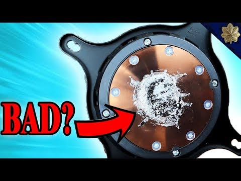 This Is What Happened After 2 Months Of Using Liquid Metal As A Thermal Compound