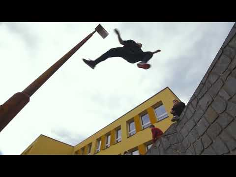 Parkour and Freerunning 2017 - New Directions