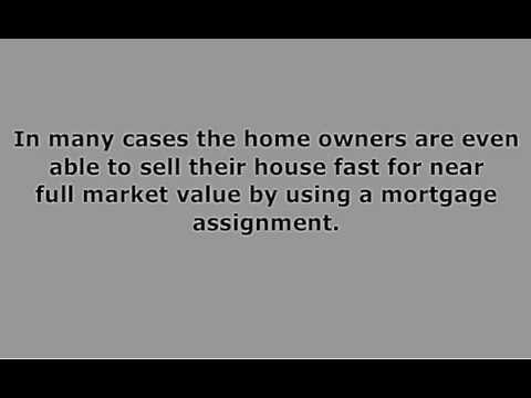 Mortgage Assignment - What does assigning a mortgage mean?