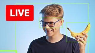 LIVE: ME AJUDE A TESTAR COISAS [PRIMEIRA LIVE NO NOVO ESTUDIO]