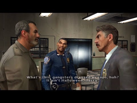 True Crime: New York City - Chapter 1 Gameplay (1080p)