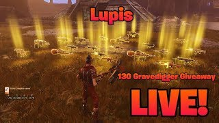 130 GIVEAWAY!|Fortnite Save The World  LIVE|