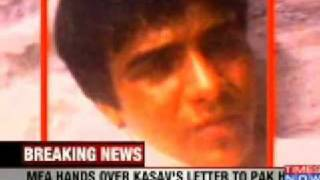 Mumbai Terror Attack India hands Kasab