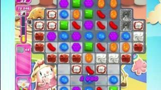 Candy Crush Saga Level 1555 Fuck 155 times