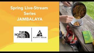 Easy Backpacking Meals - JAMBALAYA - Fast | Healthy