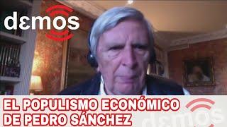El populismo económico de Pedro Sánchez I Demos (2018-06-11)