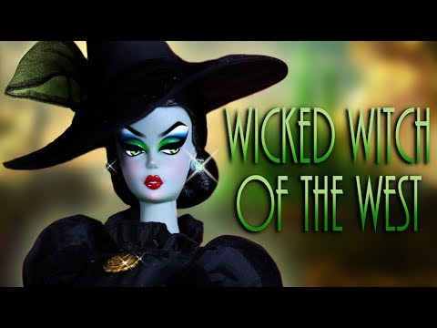 Custom Wicked Witch Elphaba [ WICKED ]