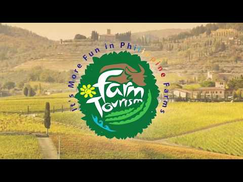 """This is Farm Tourism"" (Department of Tourism - Philippines)"