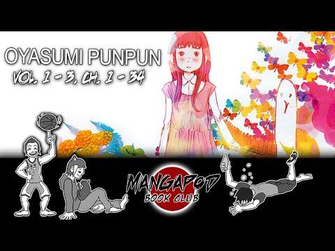 MangaPod Book Club #78: Oyasumi Punpun (Vol. 1 - 3, Ch. 1 - 34) ft. NintendoFanFTW!