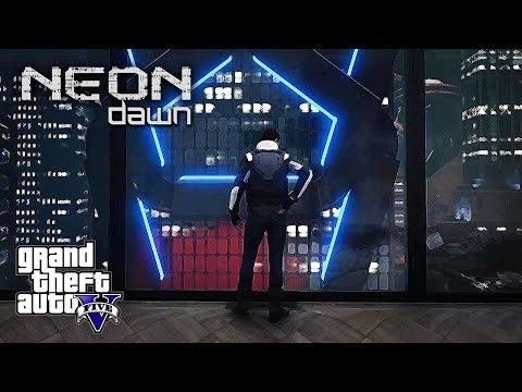 GTA 5: NEON Dawn (Cyberpunk Machinima)