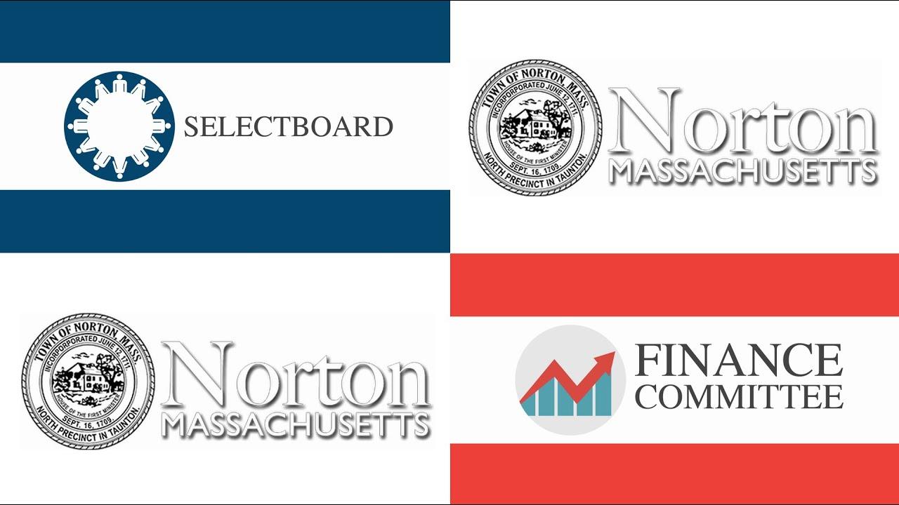 Finance Committee w/ SelectBoard 10/13/2021