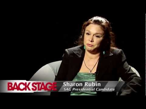 SAG Election Interview: Sharon Rubin