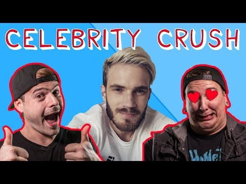 Weird Celebrity Crushes!