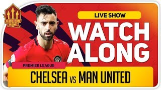 CHELSEA vs MANCHESTER UNITED | With Mark Goldbridge LIVE
