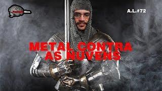 Baixar significado da musica metal contra as nuvens Legião Urbana Renato Russo  - Análise da Letra #72