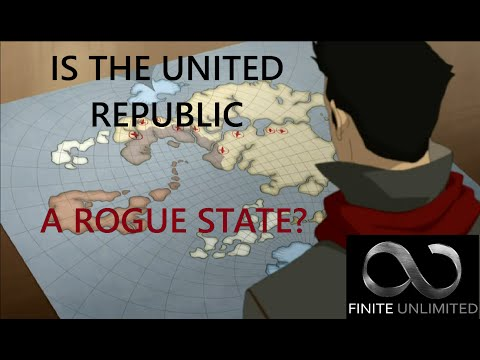 Legend of Korra Theory: United Republic a Rogue State?