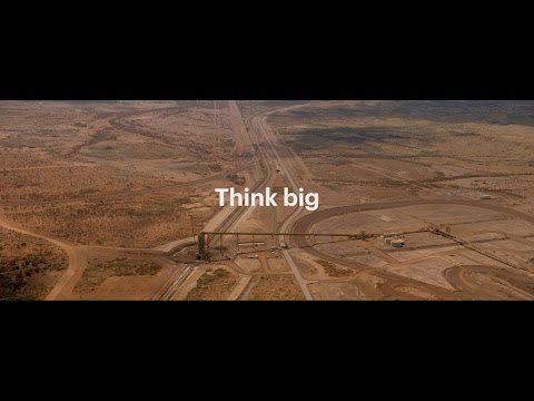 Think big. What we do.