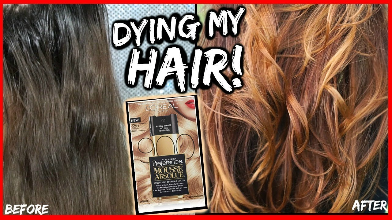 How I Lighten My Dark Hair Without Bleach To Light Brown Golden Blonde How To Color Dark Hair Diy