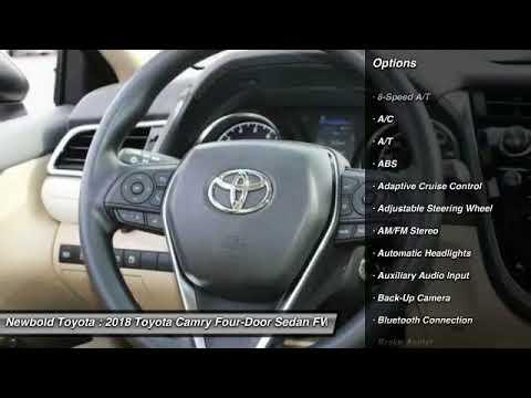 2018 Toyota Camry Ou0027Fallon IL 18128