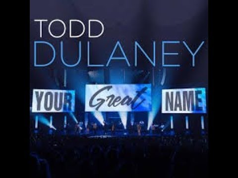 Your great name instrumental by Todd Dulaney