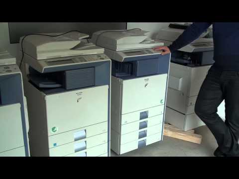 Sharp MX-2700 Copy Machine Review