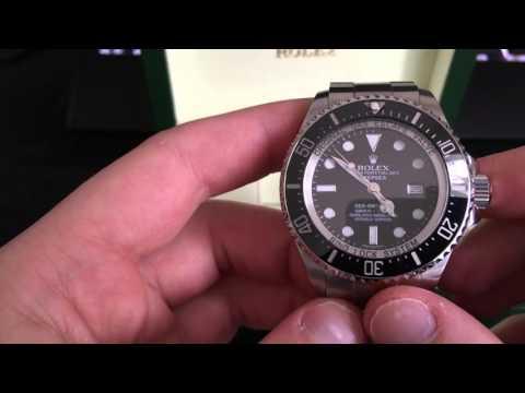 Rolex Deepsea Sea-Dweller Review