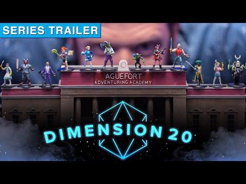 Dimension 20 - Series Trailer