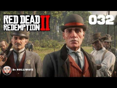 Red Dead Redemption 2 gameplay german #032 - Blutfehden - alt und neu [XB1X] | Let's Play RDR 2