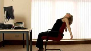 Yoga for the Office - Part 1