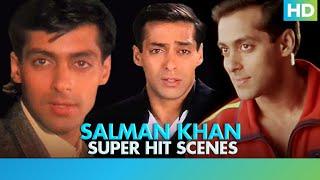 Best of Salman Khan | Superhit Scenes | Hum Dil De Chuke Sanam, Partner & Saajan